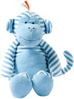 Giggle Monkey Striped Plush