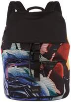 Paul Smith Neoprene Rose Backpack