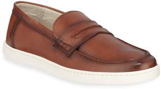 Kenneth Cole Men's Kip Leather Sneaker Loafers