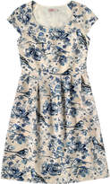 Cath Kidston Meadowfield Birds Pleated Dress