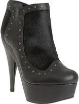 Studded Platform Boot - Black
