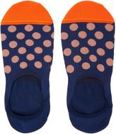 Paul Smith Navy Spot Loafers Socks