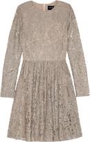 Needle & Thread Guipure lace mini dress