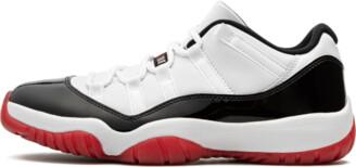 Jordan Air 11 Retro Low 'Concord Bred' Shoes - 7