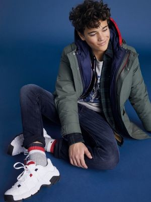 Tommy Hilfiger Coated 2-in-1 Coat
