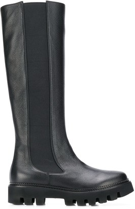 Societe Anonyme Knee Length Boots