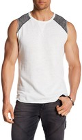 Rogue Cut-Off Athletic Knit Tank