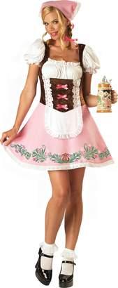 Incharacter Costumes LLC Women's Fetching Fraulein Costume