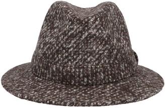 Dolce & Gabbana Woven Fedora Hat