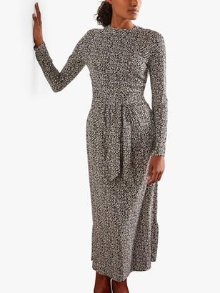 Boden Cara Midi Print Dress