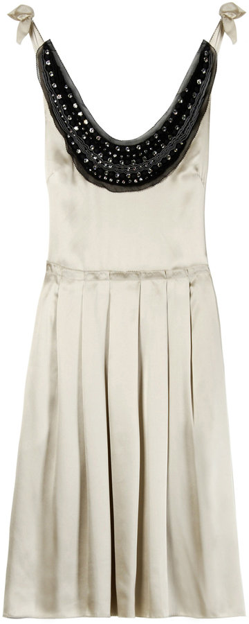 3.1 Phillip Lim Silk Ballerina Dress