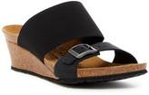 Birkenstock Della Wedge Sandal - Narrow Width - Discontinued