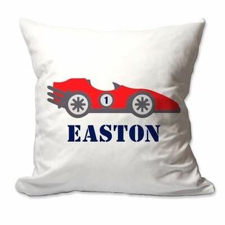 Zoomie Kids Rocha Racecar Throw Pillow Cover Customize: Yes