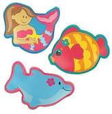 Stephen Joseph NEW Mermaid 3-Piece Dive & Seek Sinking Toys
