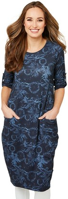 Joe Browns Tonal Floral Tunic