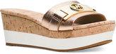 MICHAEL Michael Kors Warren Platform Sandals
