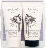 Percy & Reed to Go! Splendidly Silky Moisture Shampoo and Conditioner Duo 2 x 50ml