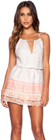 Eternal Sunshine Creations Flower Bazzar Mini Dress