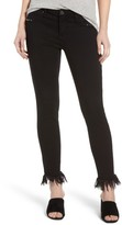 Blank NYC Women's Blanknyc Embroidered & Studded Skinny Jeans