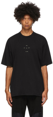 Song For The Mute Black Logo T-Shirt