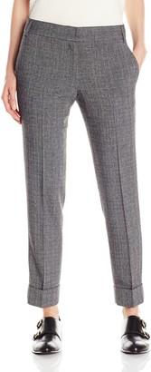 James Jeans Women's Cuffed Trouser