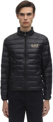 EA7 Emporio Armani Train Core Packable Light Down Jacket