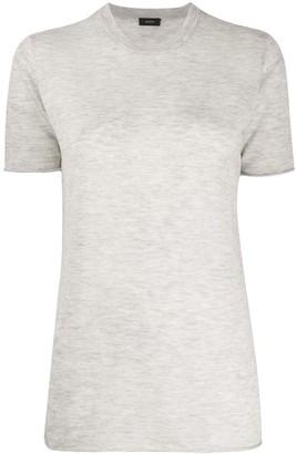 Joseph crew-neck cashmere T-shirt