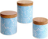Certified International Chelsea 3-pc. Canister