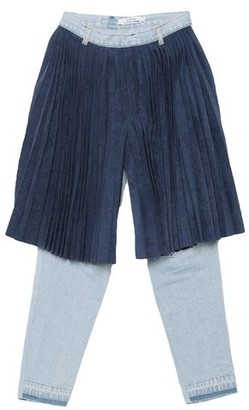 Ksenia Schnaider Denim trousers