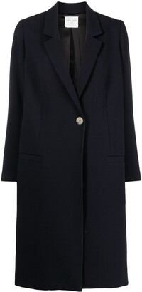 Forte Forte Single-Breasted Tailored Coat