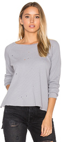 LnA Destroyed Long Sleeve Thermal