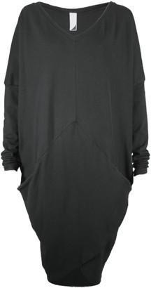 Format VENT dress black - XS-S - Black