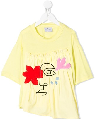 Raspberry Plum TEEN Shani T-shirt