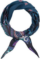 Monsoon Cosmic Paisley Neck Scarf