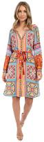 Hale Bob From Russia w/ Love 3/4 Sleeve Dress