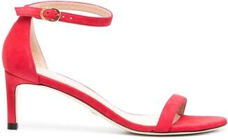 Stuart Weitzman Nunakedstraight 60mm ankle-strap sandals