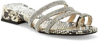 Vince Camuto Grenda Embellished Slide Sandal