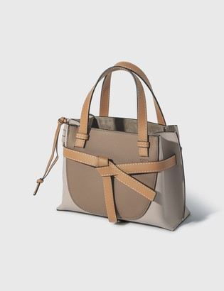 Loewe Mini Gate Top Handle Bag