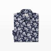 Club Monaco Slim Paisley Shirt