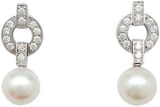 Cartier Himalia Other White gold Earrings