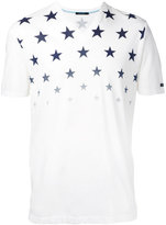 GUILD PRIME stars print T-shirt - men - Cotton - 1