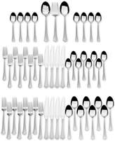 International Silver International Silver, Stainless Steel 51-Pc. Capri Frost Collection, Service for 8, Created for Macy's