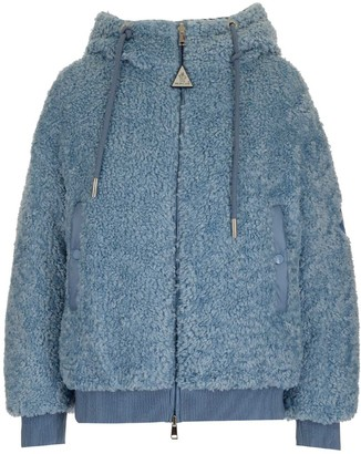 Moncler Teddy Hooded Jacket