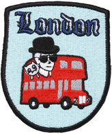 Karl Lagerfeld In London Patch