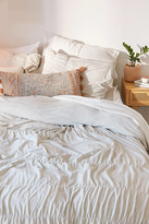 Urban Outfitters Cinched Jersey Duvet Cover