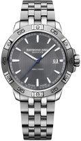 Raymond Weil Men's Swiss Tango Stainless Steel Bracelet Watch 41mm 8160-ST2-60001