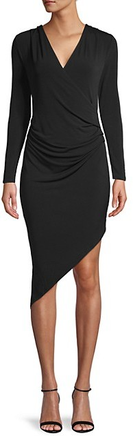 BCBGeneration Asymmetrical Cocktail Dress