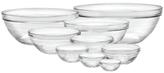Duralex Lys Stackable Bowl Set (9 PC)
