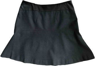 Emilio Pucci Black Cotton - elasthane Skirt for Women