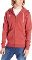 Quiksilver Men's Major Zip Fleece Hoodie